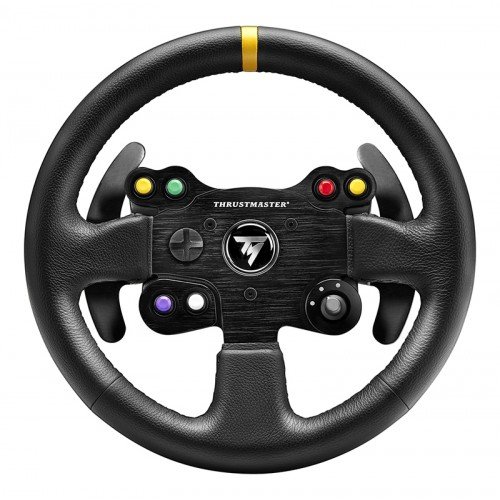 Thrustmaster Leather 28 GT Wheel Add-On - T300, T500 and TX wheels Base (PC, PS3, PS4, Xbox One)